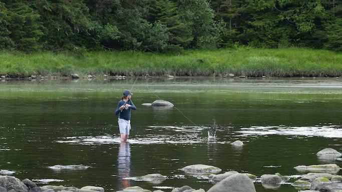 Blind River Rapids