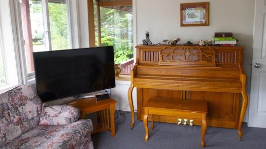 Piana room